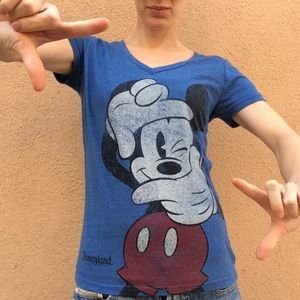 Good Photographer Mickey Mouse Disney Tee